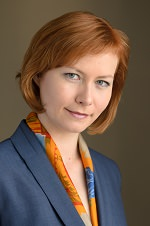 Анна Курченко, спикер проекта HRedu