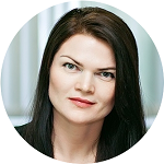 Ольга Малыгина, заместитель директора института ИГС и УО Государственного университета управления