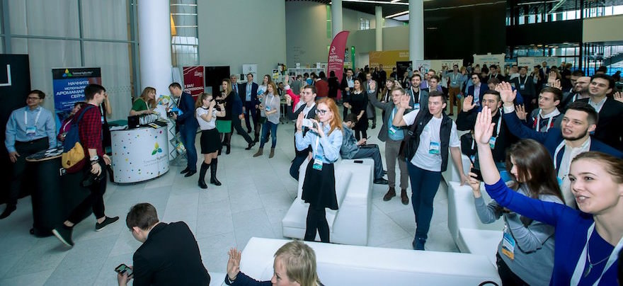 Пострелиз Dive In Marketing 2016