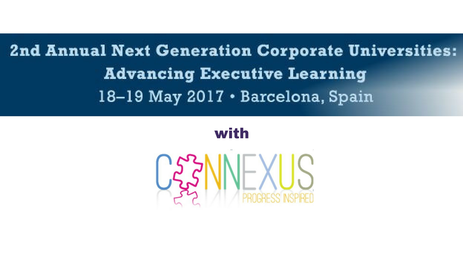 2nd Annual Next Generation Corporate Universities: Advancing Executive Learning