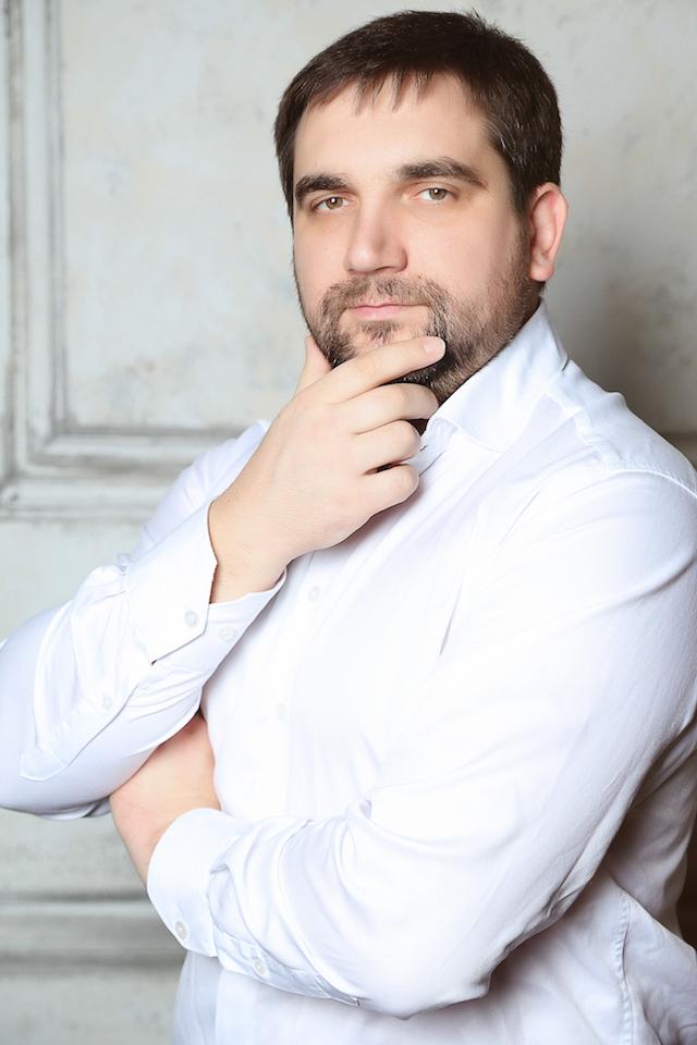 Александр Стома, основатель и руководитель HRedu.ru