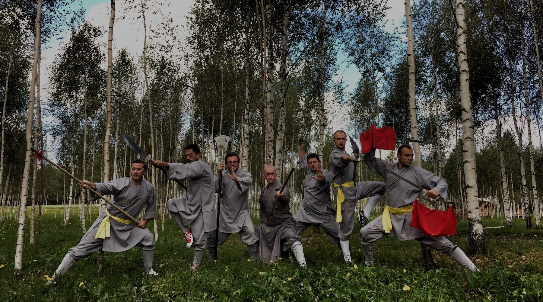 "Shaolin Camp: ""The power of serenity"""