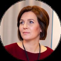 Светлана Скутельничук, спикер HRedu